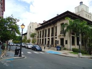 Jose V. Toledo Federal Building and United States Courthouse - San Juan, PR Photo credit: Osvaldo Ocasio (Public Domain)