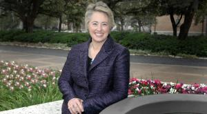 Annise Parker, Houston's first openly lesbian mayor