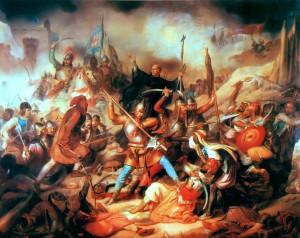 Siege of Belgrade in 1456