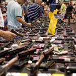 As Gun Sales Soar, Violent Crime Falls
