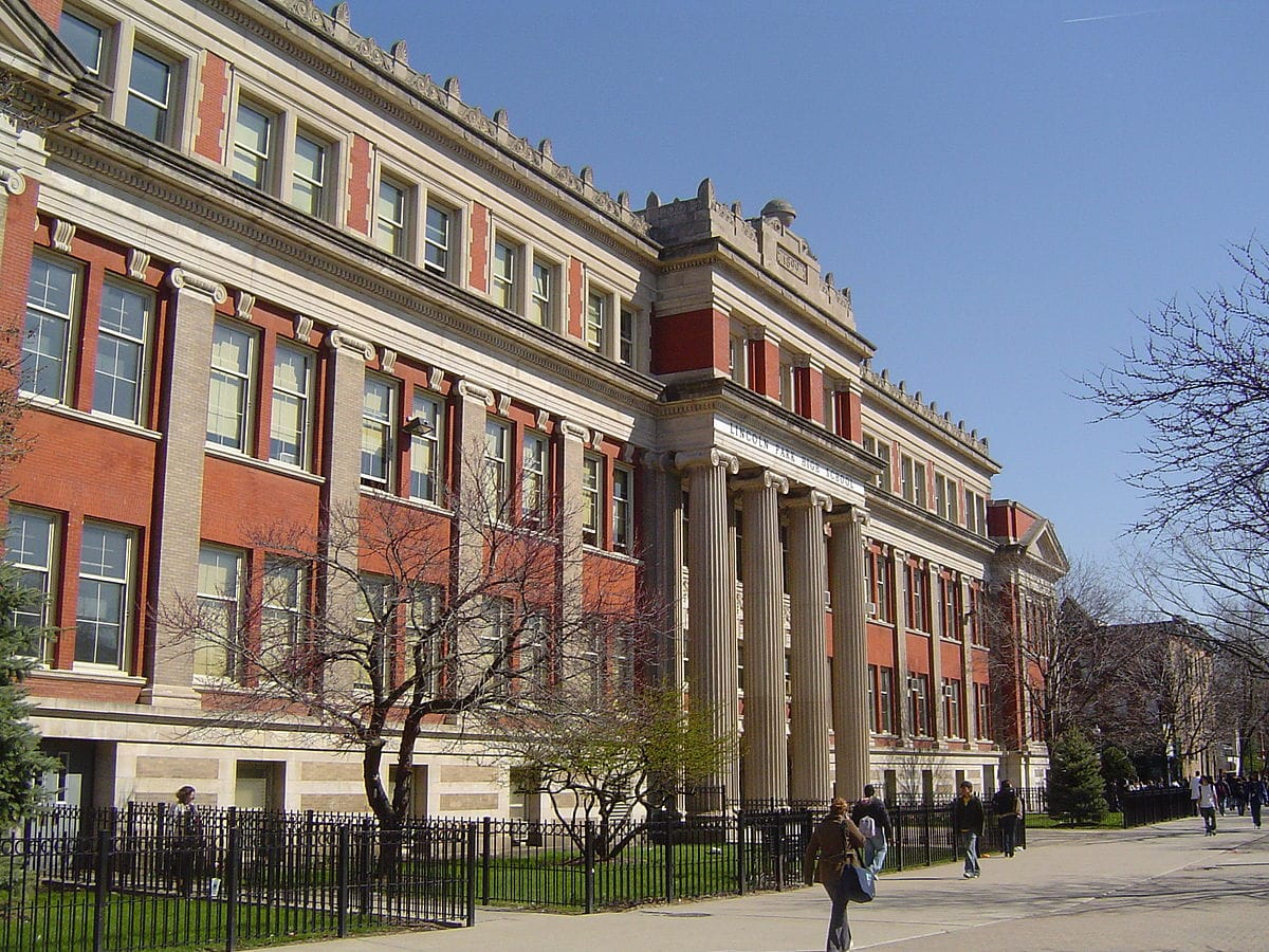 Lincoln Park High School Chicago Il