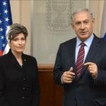 Video: Israeli PM Benjamin Netanyahu Meets with Joni Ernst