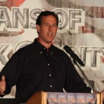Rick Santorum Confirmed for Siouxland Rally for Life