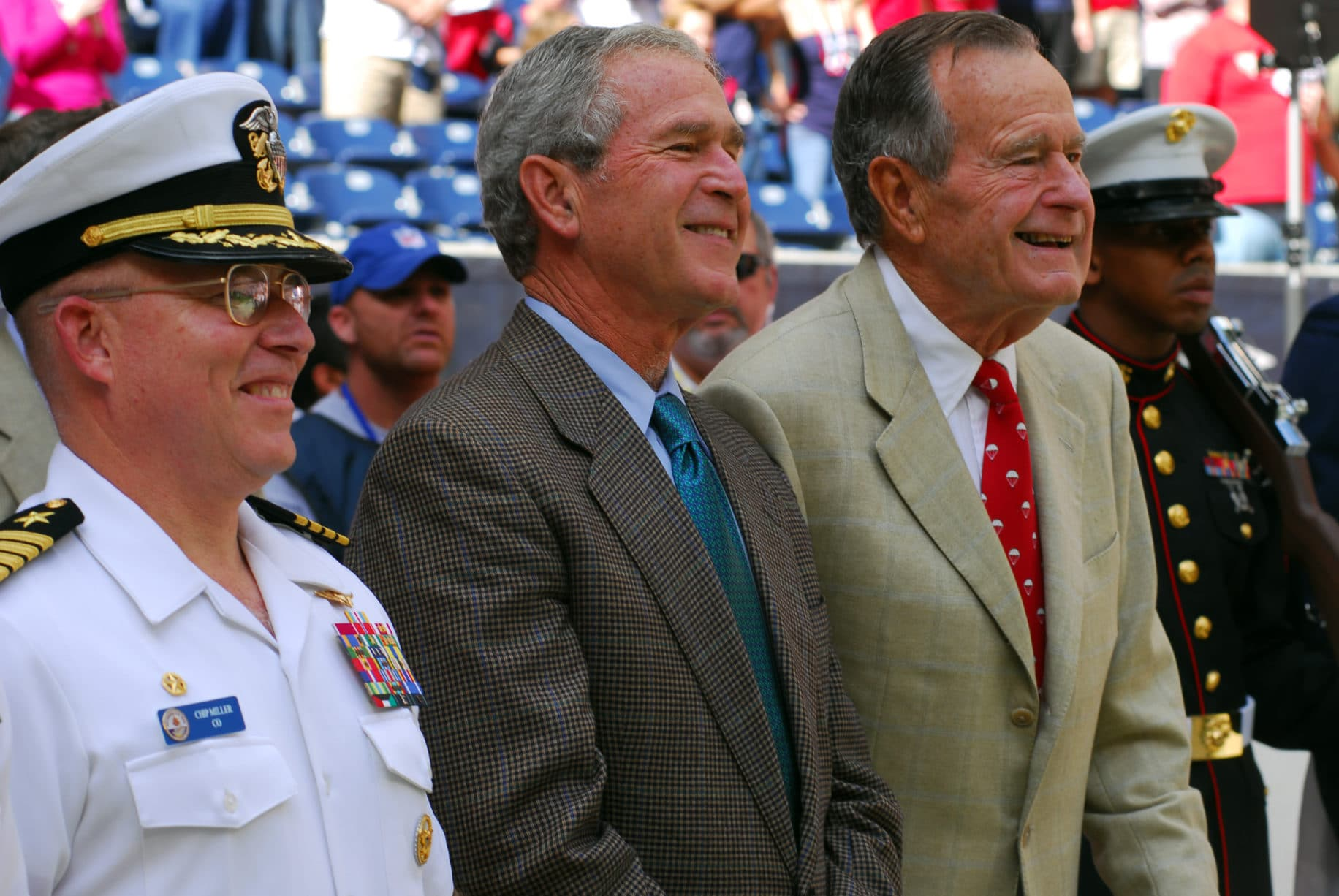 "a look into political career of george bush Stop applauding george w bush  he spent his entire political career,  ""it is easy to look back on bush's tenure as comparatively benign—but bush's."