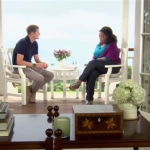 """Rob Bell and Oprah Winfrey on """"Super Soul Sunday."""""""