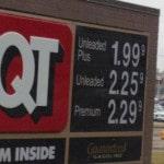 Gas prices won't always remain low.