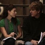 Amber Hewson (played by Elizabeth Ann Roberts) and Clay Walsh (played by Rik Swartwelder)