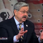 Branstad on Gas Tax Hike: Timing Is Right