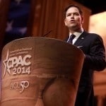 Marco Rubio at CPAC 2014 Photo credit: Gage Skidmore