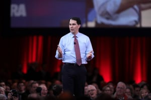 Scott Walker at CPAC 2015 Photo credit: Gage Skidmore (CC-By-SA 2.0)