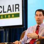 Scott Walker at the 2015 Iowa Ag Summit Photo credit: Dave Davidson - Prezography.com