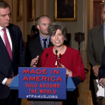 Joni Ernst Discusses Importance of Trade in Iowa