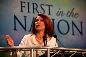 Michele Bachmann - 2011 Iowa Straw Poll WinnerPhoto credit: Dave Davidson- Prezography.com
