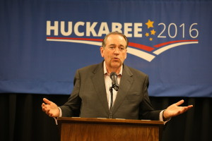 Mike Huckabee in Pella 6/25/17Photo credit: Dave Davidson - Prezography.com
