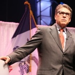 Former Texas Gov. Rick Perry Endorses Ted Cruz for President