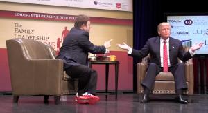 Donald Trump Frank Luntz FLS 2015 2