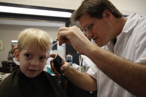 Barbers require an occupational license. Photo credit: Robert Lawton