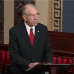 Chuck Grassley Responds to Harry Reid's Attack on Senate Floor