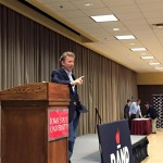 Rand Paul Thumps Trump, Promotes Liberty at Iowa State