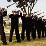 Huckabee Criticizes Belle Plaine High School for 21-Gun Salute Ban