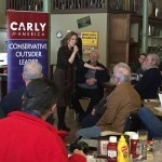 Carly Fiorina Takes on Planned Parenthood, Common Core in Oskaloosa