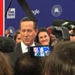 Rick Santorum: We'll Keep Working Hard
