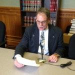 Dennis Guth Announces Iowa Senate Re-Election Bid