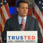 """Ted Cruz: """"America Is at a Point of Choosing"""""""