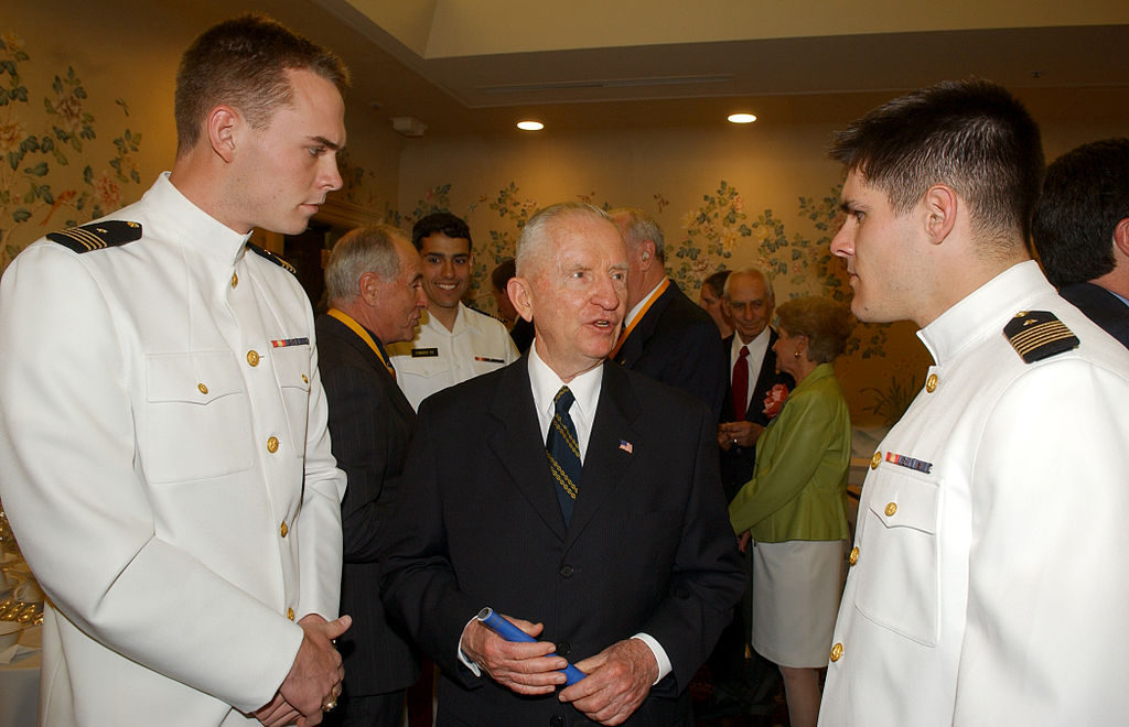ross-perot-with-navy-midshipman