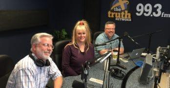 Caffeinated Thoughts Radio 1-14-17 (Jenifer Bowen & Mallory Quigley)