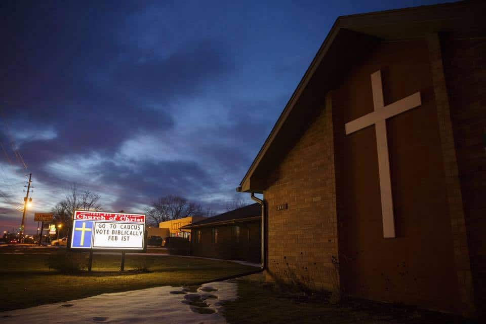 Iowa Church Suing State Over Transgender Bathroom Advice