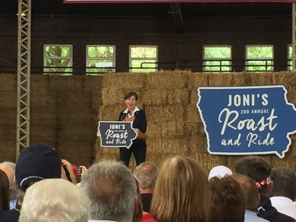 Kim Reynolds - 2nd Annual JoniPAC Roast and Ride