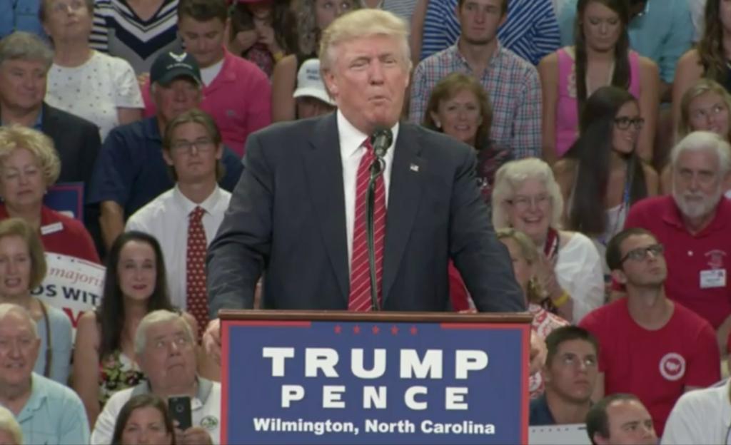Donald Trump - Wilmington, NC