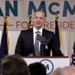 McMullin and Finn Point to the Future in Boise