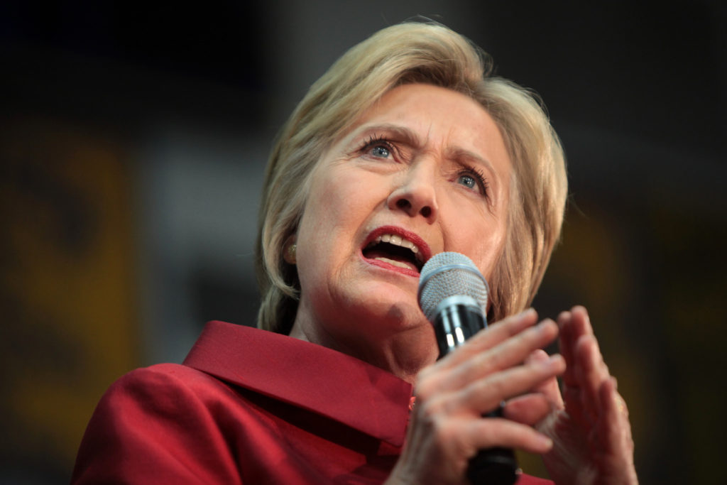 Hillary for hiking middle-class taxes? Transcription trickery