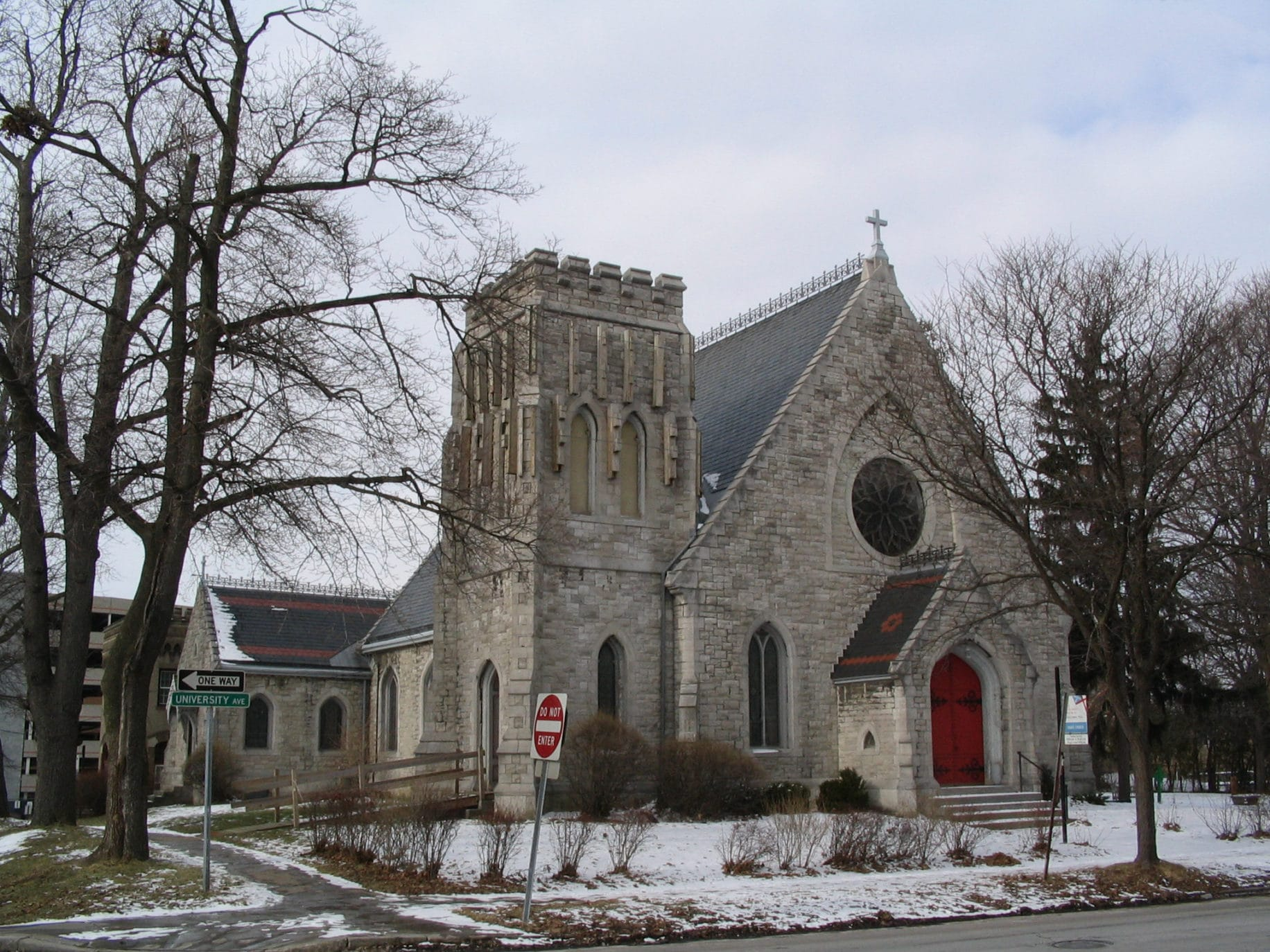 Grace Episcopal Church in Syracuse, NY