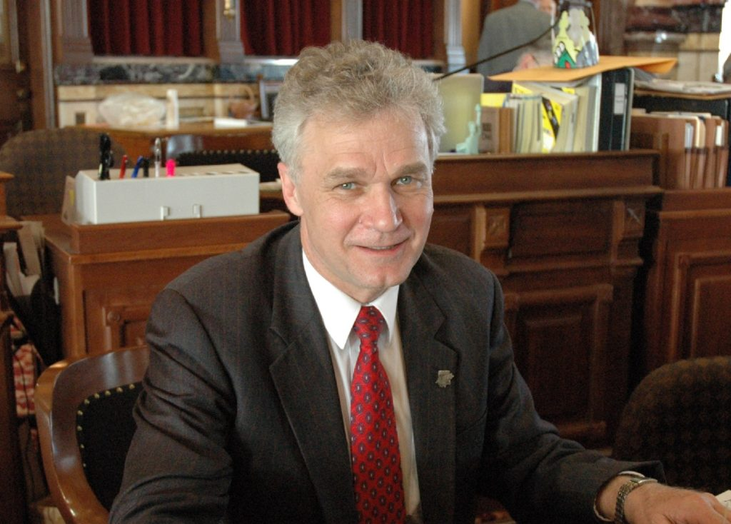 State Senator Joe Seng (D-Davenport) died on September 16, 2016.Photo credit: Iowa Senate Democrats