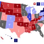 Trump's Electoral College Free Fall
