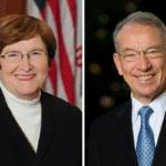 Iowa U.S. Senate Debate Livestream