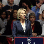 No Mention of Common Core in Betsy DeVos' Opening Statement