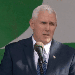 Vice President Mike Pence at the March for Life