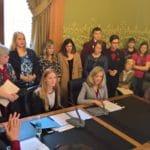 Measure Defunding Abortion Providers Advances in the Iowa Senate