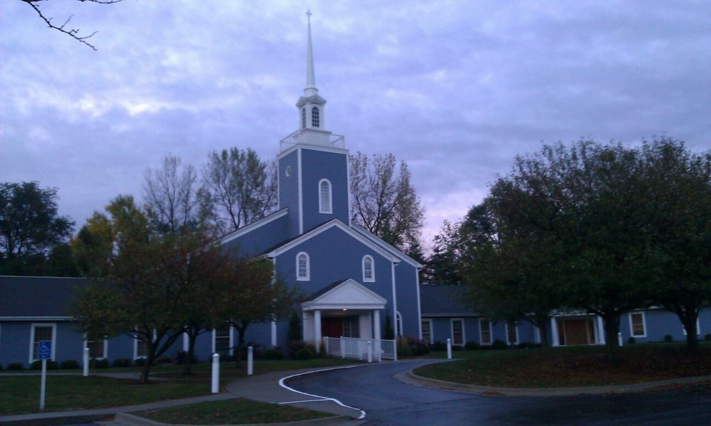 Westkirk Presbyterian Church in Urbandale, Iowa