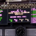 The Iowa Senate Votes to Defund Abortion Providers