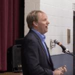 Jason Jones, Meagan Weber Speak at Pro-Life Event (Videos)