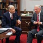 Iowa's Senators Respond to Confirmation of Betsy DeVos and Jeff Sessions