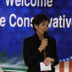 (Video) Kim Reynolds at Westside Conservatives Club