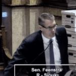 Randy Feenstra Rebukes Iowa Senate Democrats for Intolerance