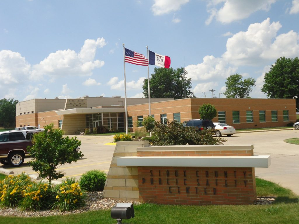 Sioux County Public Safety Center - Orange City, IA
