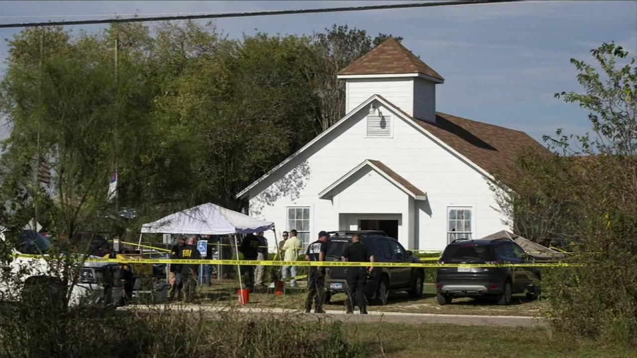 christian single men in sutherland springs One family loses 8 people in sutherland springs church massacre  canvas  works building to a church next door called harvest christian.